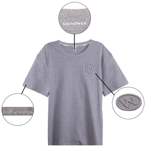 Blank T-shirt 100% Cotton Wholesale Plain T Shirt