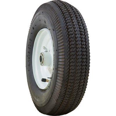 Marathon Pneumatic Tire - 3/4in. Bore, 4.10/3.50-6in.