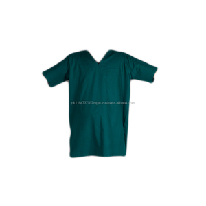Male Medical Staff Polyester Cotton Uniform