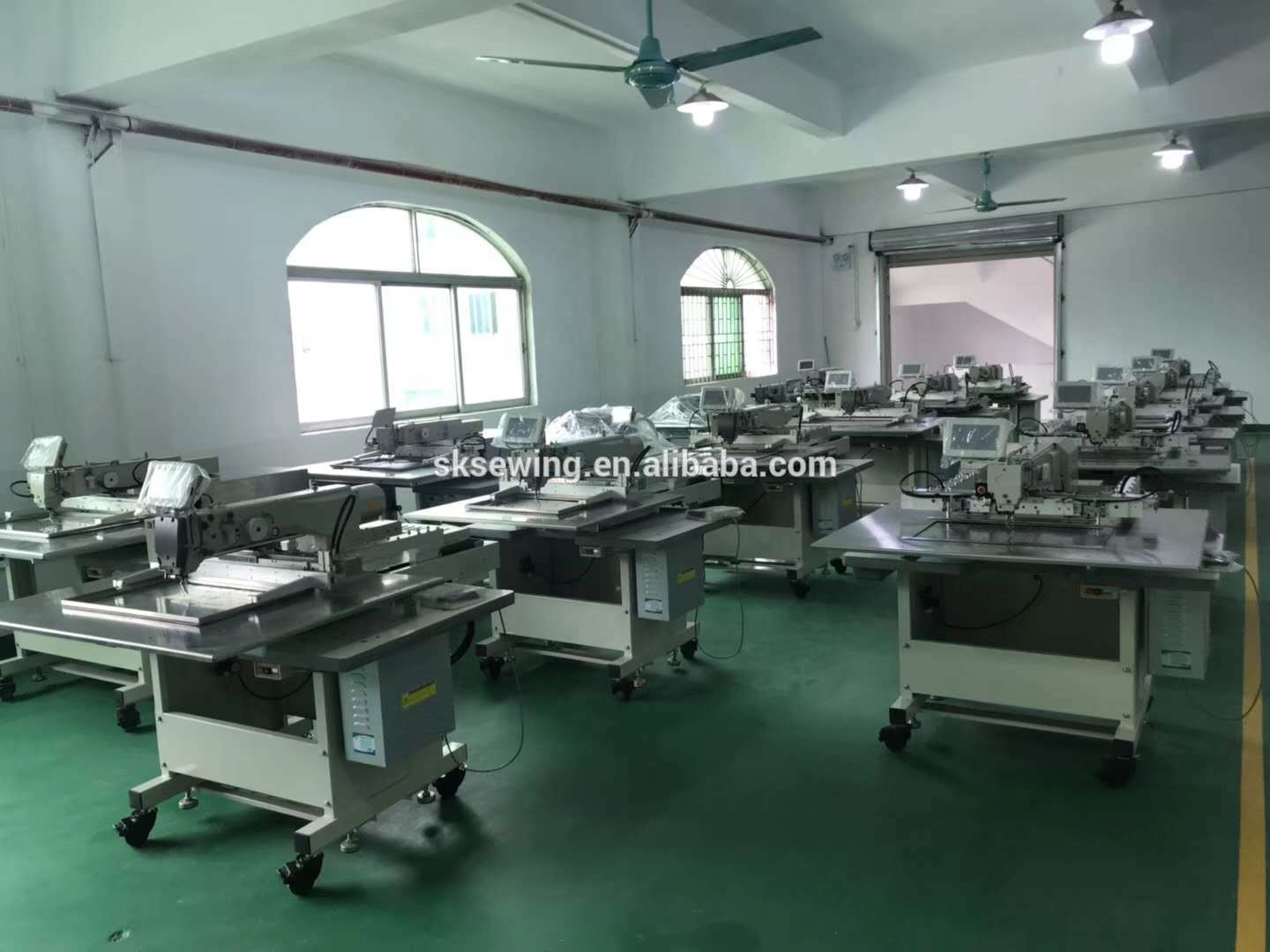 good quality industrial sale price computer design pattern sewing machine