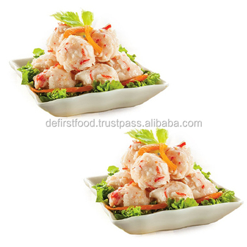 Appetizing Lobster Ball Steamboat Series Seafood Product