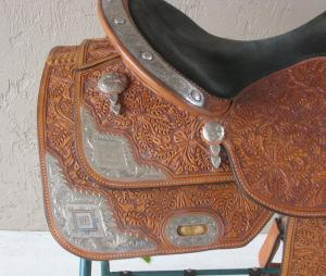 Dale Chavez Show Saddle, Dale Chavez Show Saddle Suppliers and