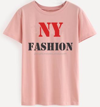 Very High Quality Custom Street Wear Make Your Own Printed T Shirts Designs Cotton Plain Sport Las Tshirt Whole S New Model