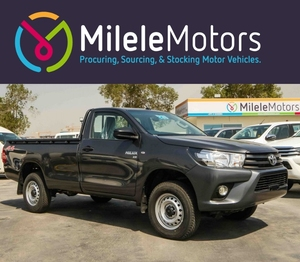 Toyota Diesel Truck >> Toyota Hilux 4x4 Pickup Diesel Single Cab 2 8l Diesel 4x4 Manual Transmission For Export In Uae