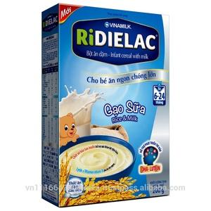 RIDIELAC Infant Cereal (Baby Food) Milk & Rice - VINAMILK