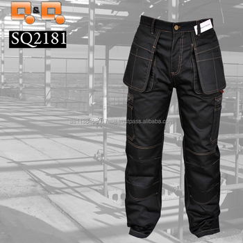 Bison Cargo Trousers SQ2181