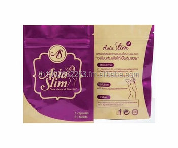 Asia Slim Thailand Product Strongest Diet Slimming Fast Diet Speed Up Metabolism Fat Cellulite Burn Lose Weight Loss Buy Slimming Weight Loss
