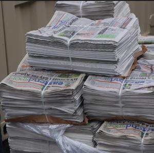 Old Newspaper / Newsprint (ONP) Waste Paper Supplier