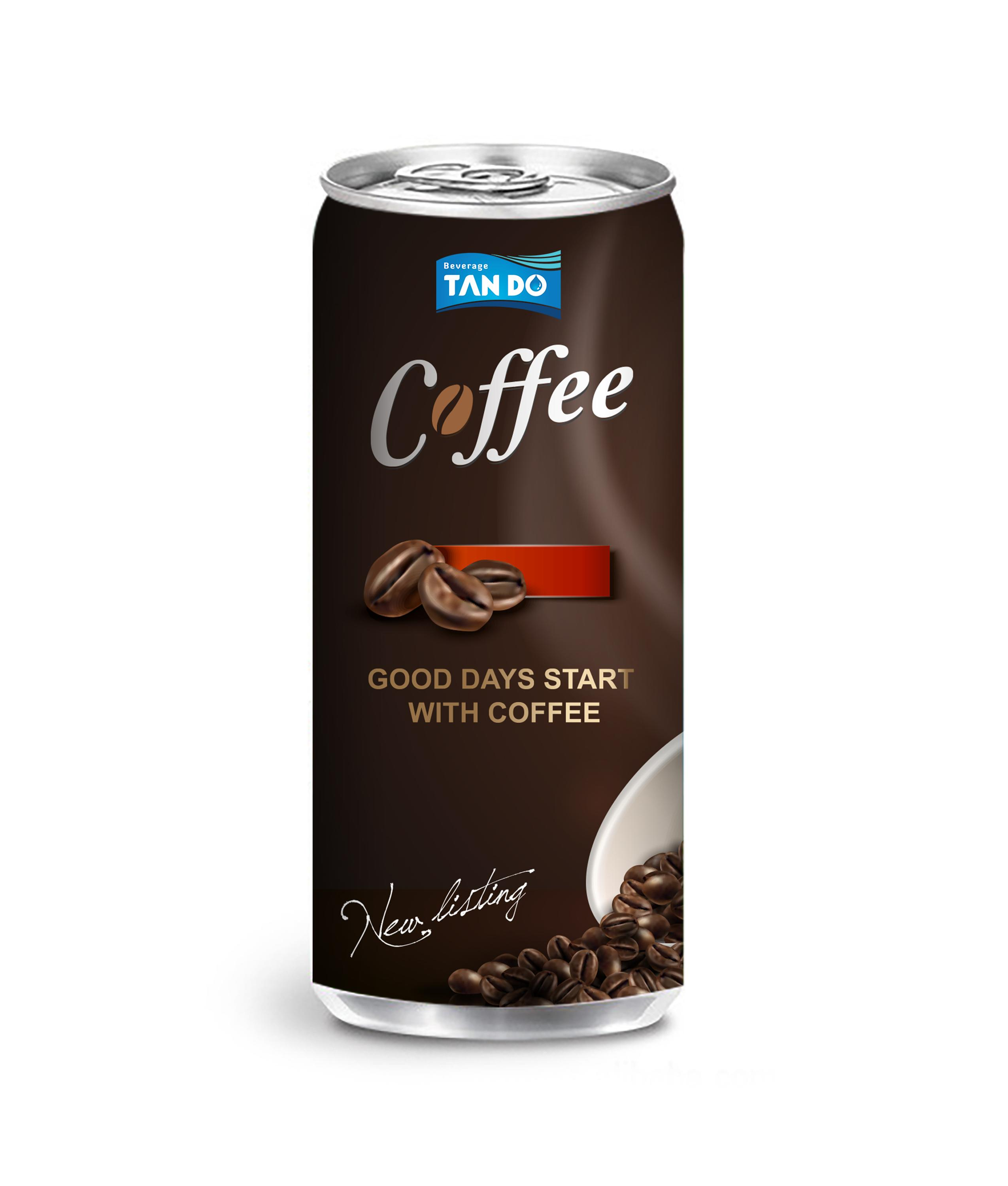 OEM coffee drink- Vietnam product - Tan Do Beverage Co.ltd