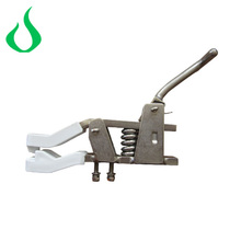 Electroplating Conductive Circuit Board Stainless Steel Spring Clamp