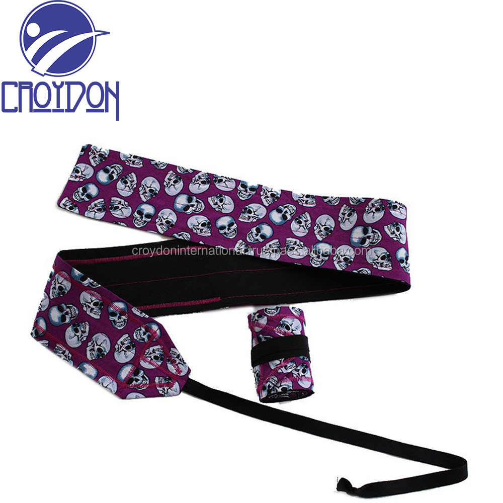 COTTON Weight Lifting Wrist Wraps