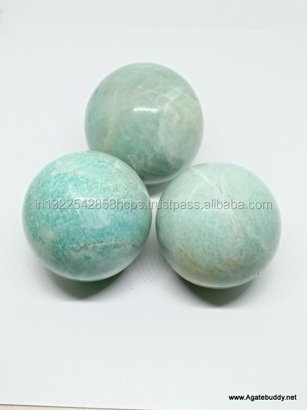 Amazonite crystal Sphere.jpg
