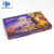 Printing Chocolate Bar Packaging Box using Duplex Grey Board Pantone Waterbase Varnish