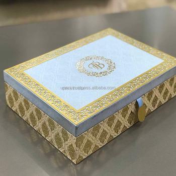 Indian Wedding Box