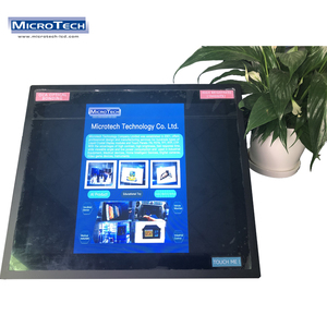 Industrial Application 1000 Nits 1280 x 1024 Resolution 19 Inch Touch Screen LCD Monitor