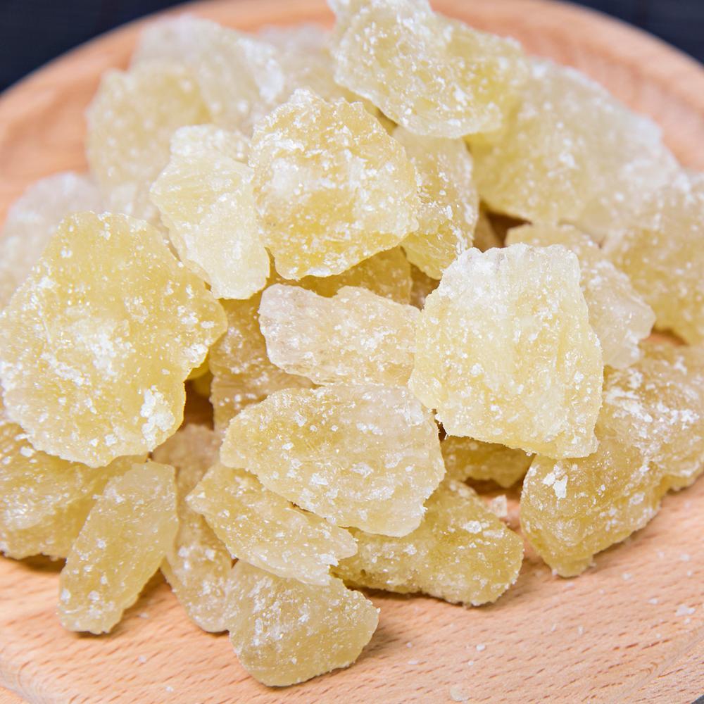 Refined Crystal Yellow Rock Sugar
