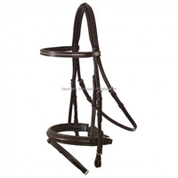 HIGH QUALITY HORSE LEATHER BRIDLE