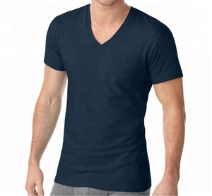 Promo Cotton T-Shirts in Contrast Fabric Colours