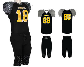 8fa3960c097 Custom Made American Football Uniform Pni-a07 - Buy Custom Made ...