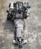 JDM SUPRA 2JZ GTE TURBO ENGINE 6 SPEED V160 GETRAG TRANSMISSION 2JZ