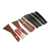 For Porsch Cayenne 958 A & B-Pillar Carbon Fiber Cover (10Pcs) Stick on Type(6)