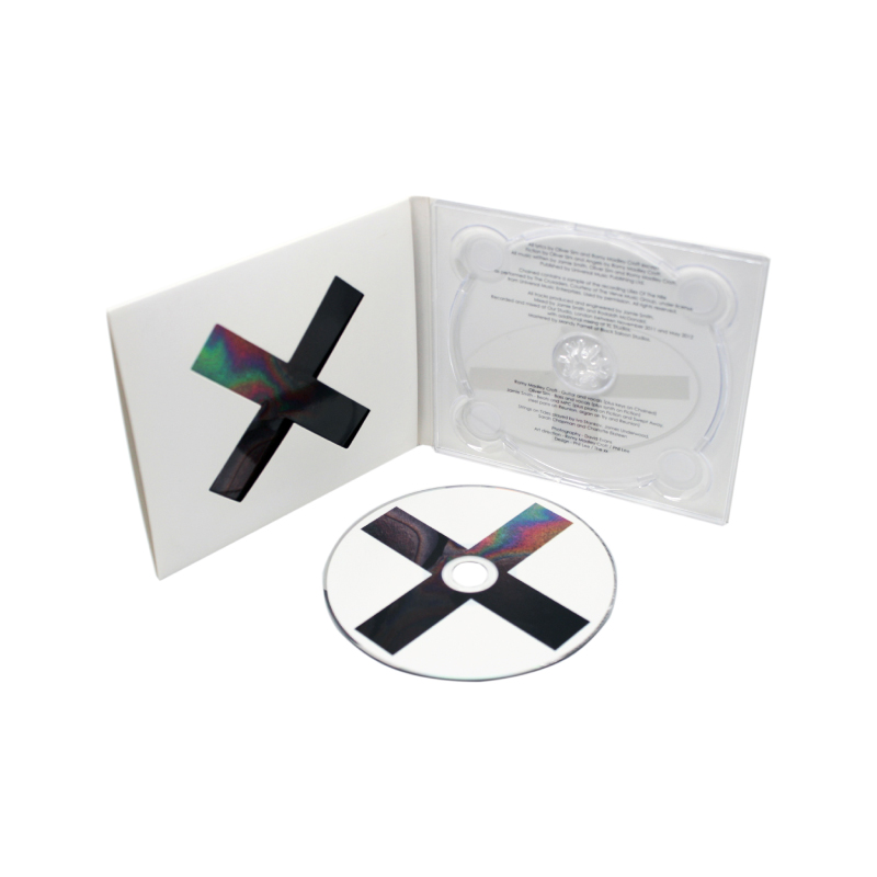 CD Duplication with Clear Plastic Tray Packaging