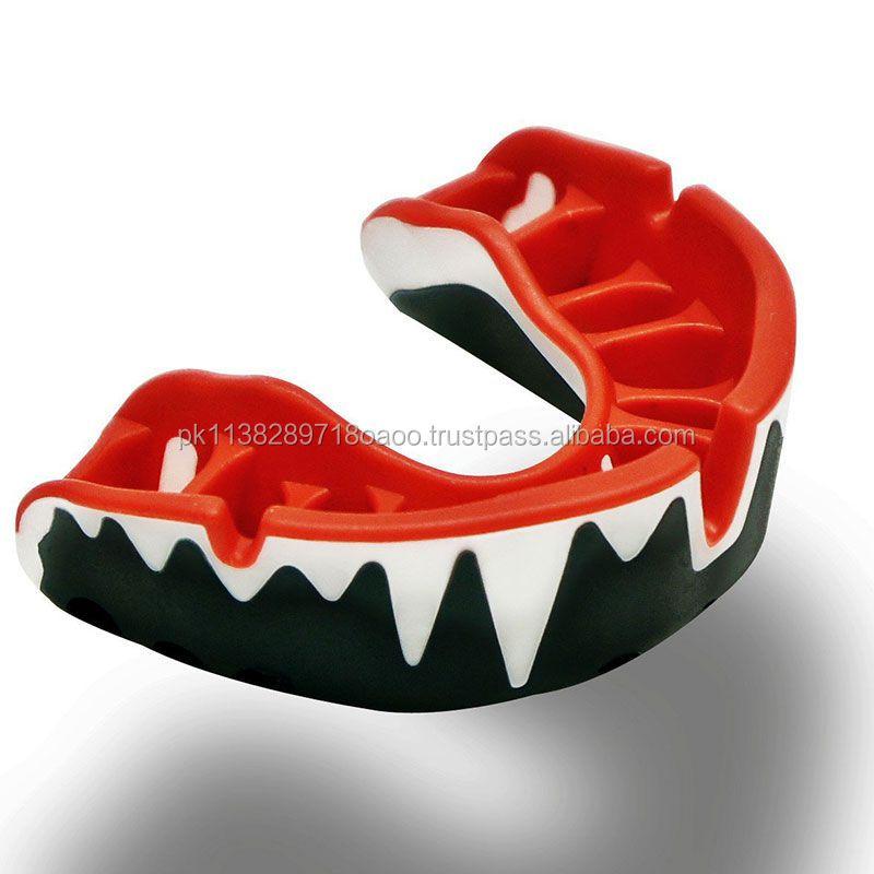 Antibacteriana única boca guarda