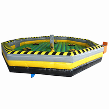 Ready to ship Inflatable eliminator meltdown กีฬา twister เกม