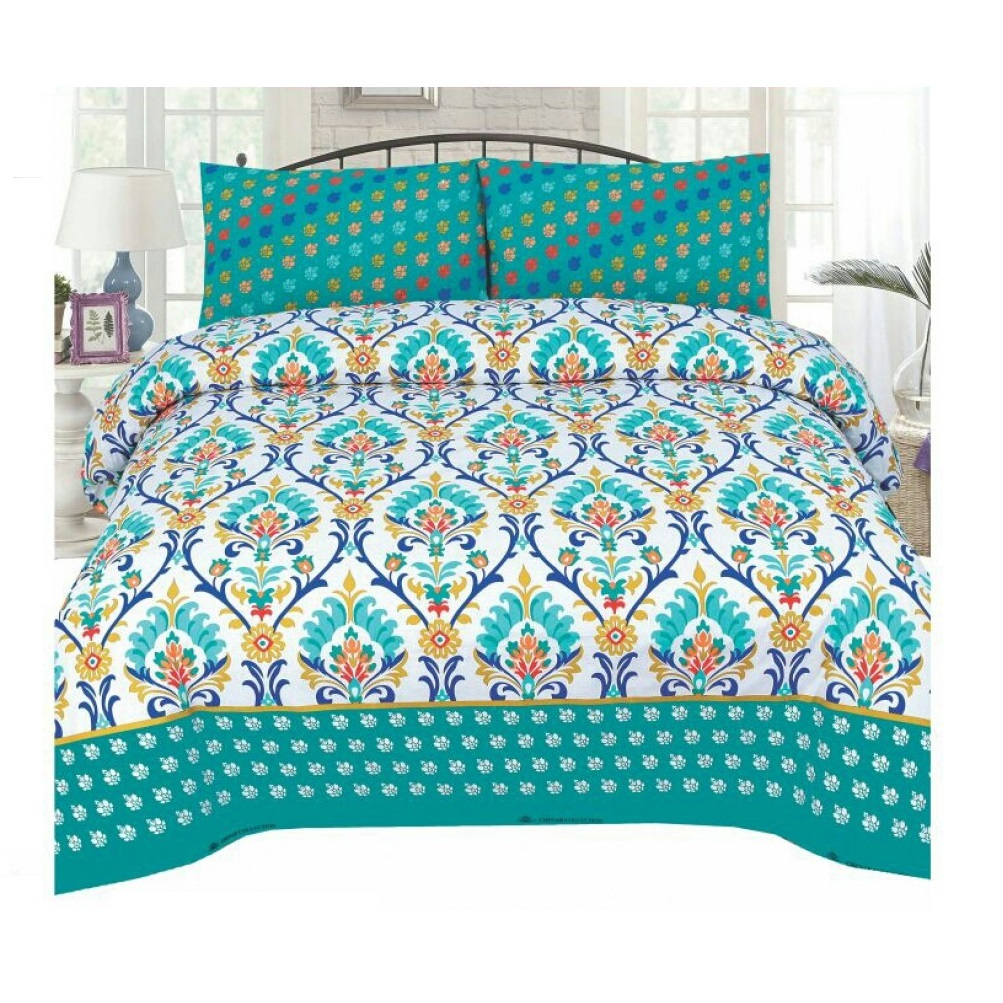 Newest 24 High Quality Bedding Sets 100% Cotton New Style Printed Home Linen Bed Sheets