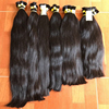 Natural Black 1B Hair Human Vietnamese Hair
