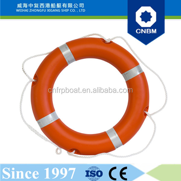 2.5kg SOLAS Approved Marine Lifebuoys Rings Life Buoy for Adult with Prices