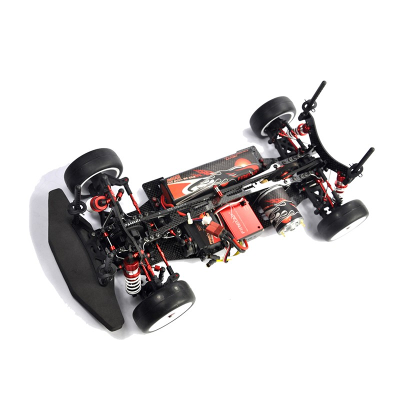 Firelap hot selling 1/10 rc auto chassis met body drift auto