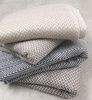 Very soft wool pashmina throws and blanket
