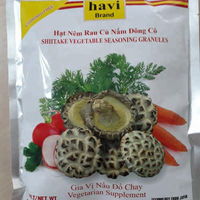 HAVI SHIITAKE & VEGETABLE SEASONING GRANULES