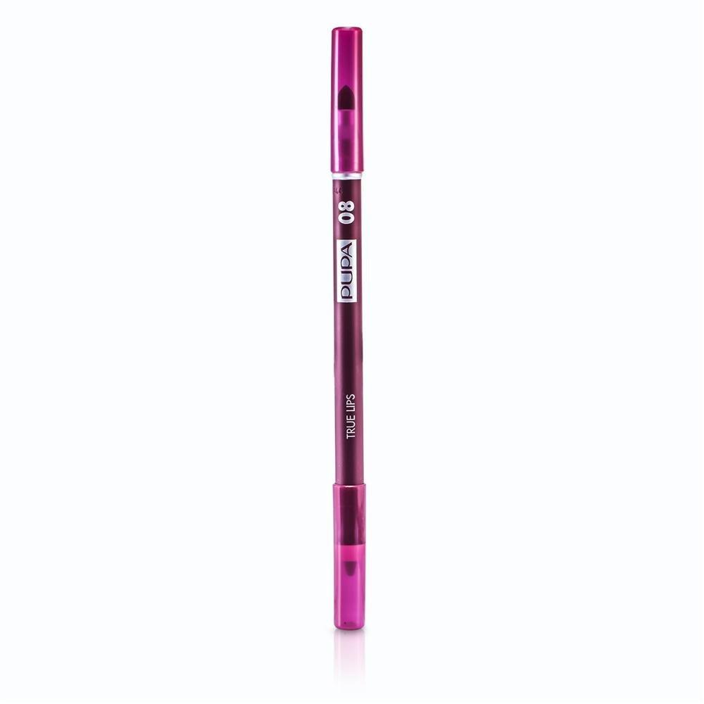 Pupa - Lip Liner - True Lips Lip Liner Smudger Pencil -True Lips Lip Liner Smudger Pencil # 08 1.2g/0.04oz Pupa