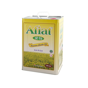 Great 18L Cooking Oil in Canola Seed Oil Rapeseed