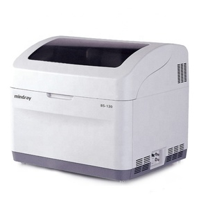 Fully automated Chemistry Analyzer 300 tests/hour, Mindray Biochemical analyzer BS-120 for sale