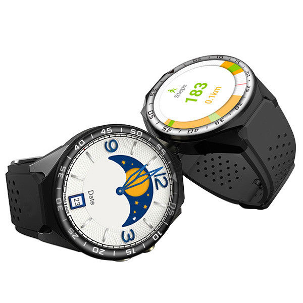 Factory Direct Promotion - ZGPAX S99C GSM 3G Quad Core Android 5.1 Smart Watch With 5.0 MP Camera GPS WiFi Pedometer Heart Rate фото