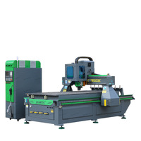China manufacturer ATC machine automat tool changer cnc wood router