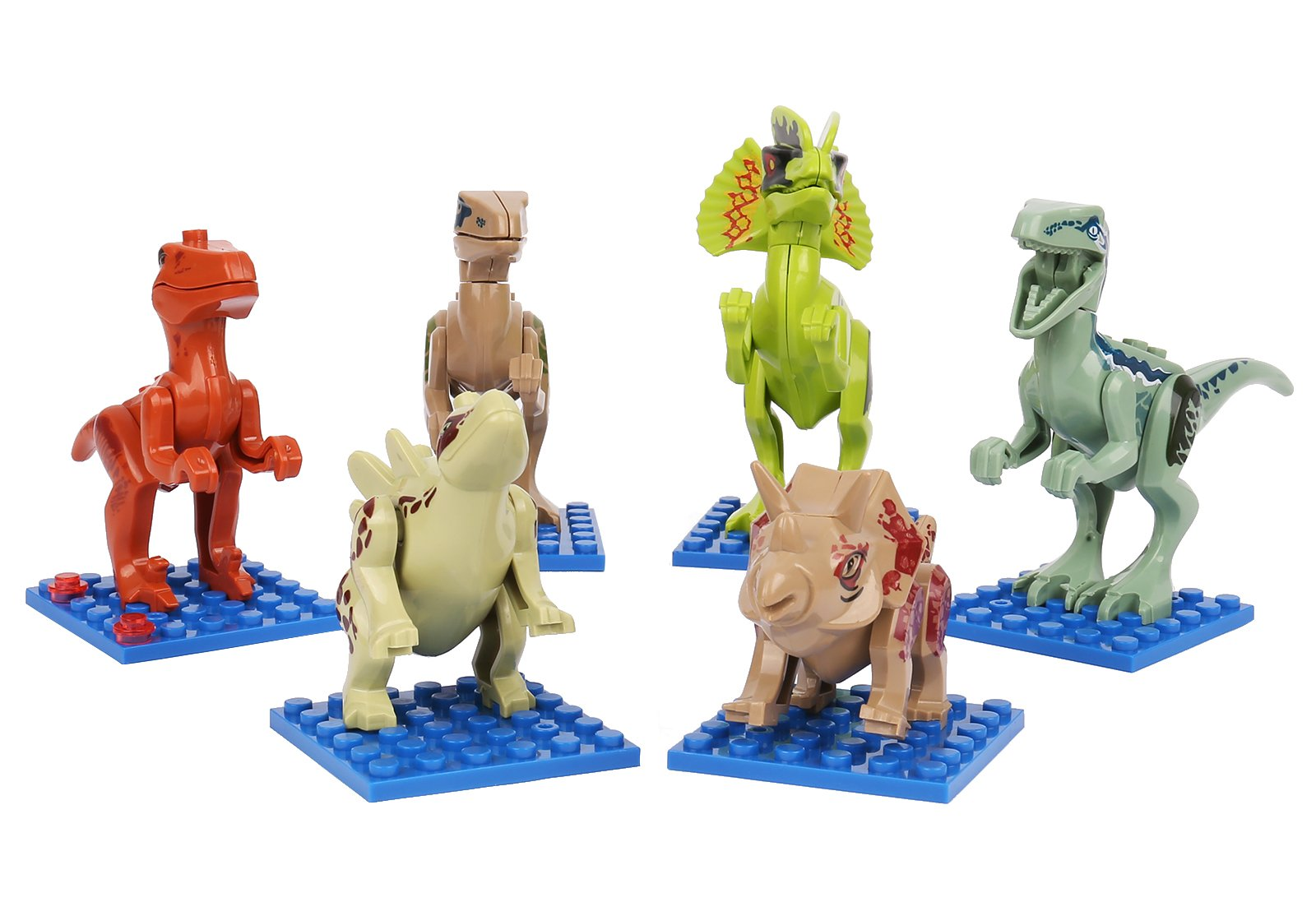 33bdea9fb9c Get Quotations · Dinosaurs Toys
