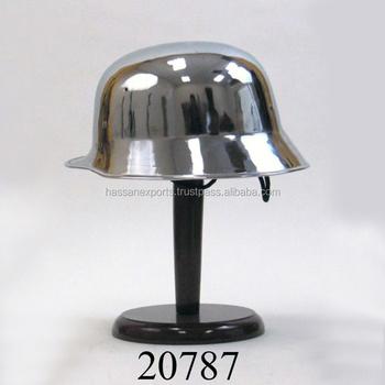 German Ww1 Armor Helmet Chrome - Buy German Ww1 Armor Helmet Chrome,Antique  Medieval Armor Helmets,Medieval Armor Helmet Product on Alibaba com
