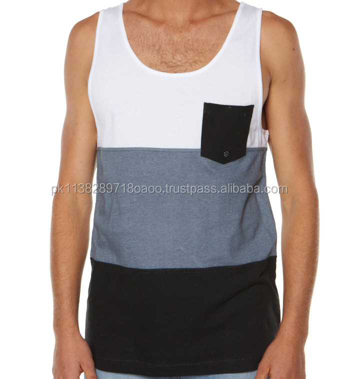 Gym Voorzien heren fit Spier Tee spier tank top