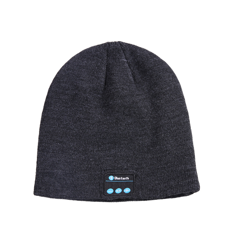 Consumer Electronics Get Free <strong>Samples</strong> m5 Earphone Sports Wireless Warm smart Beanie Hat Headphone