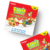 Premium quality Fruit cheese strawberry and apricot flavored, 55gram baby food