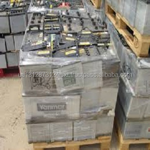 Used Car Lead Battery Scrap (Wet and Drained)