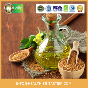 Organic Best Brand High Quality and Lowest Price Mustard Seeds oil