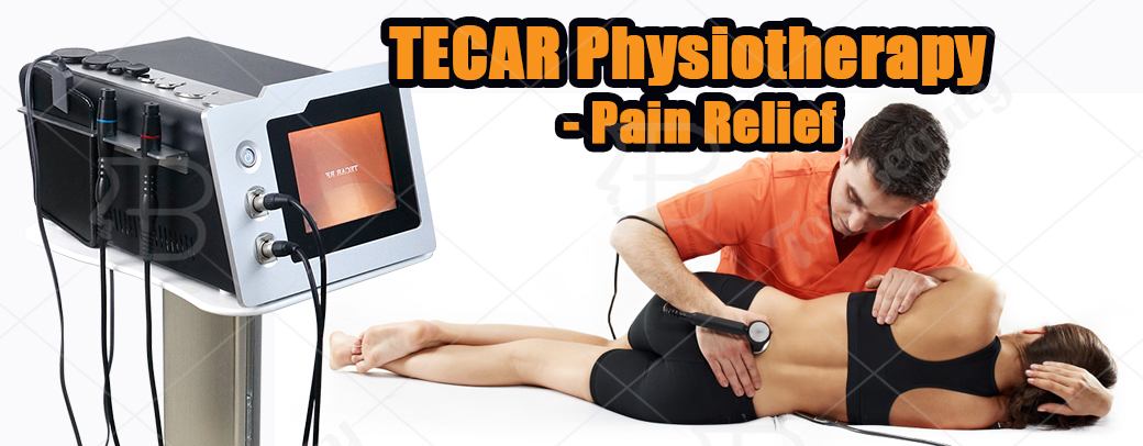 Top Beauty 2018 capacitive resistive tecar therapy cet ret rf tecar for spots rehabilitation