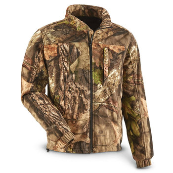Unisex Ex Xtra Durable Brush Jacket for Hunting Fishing Outdoor
