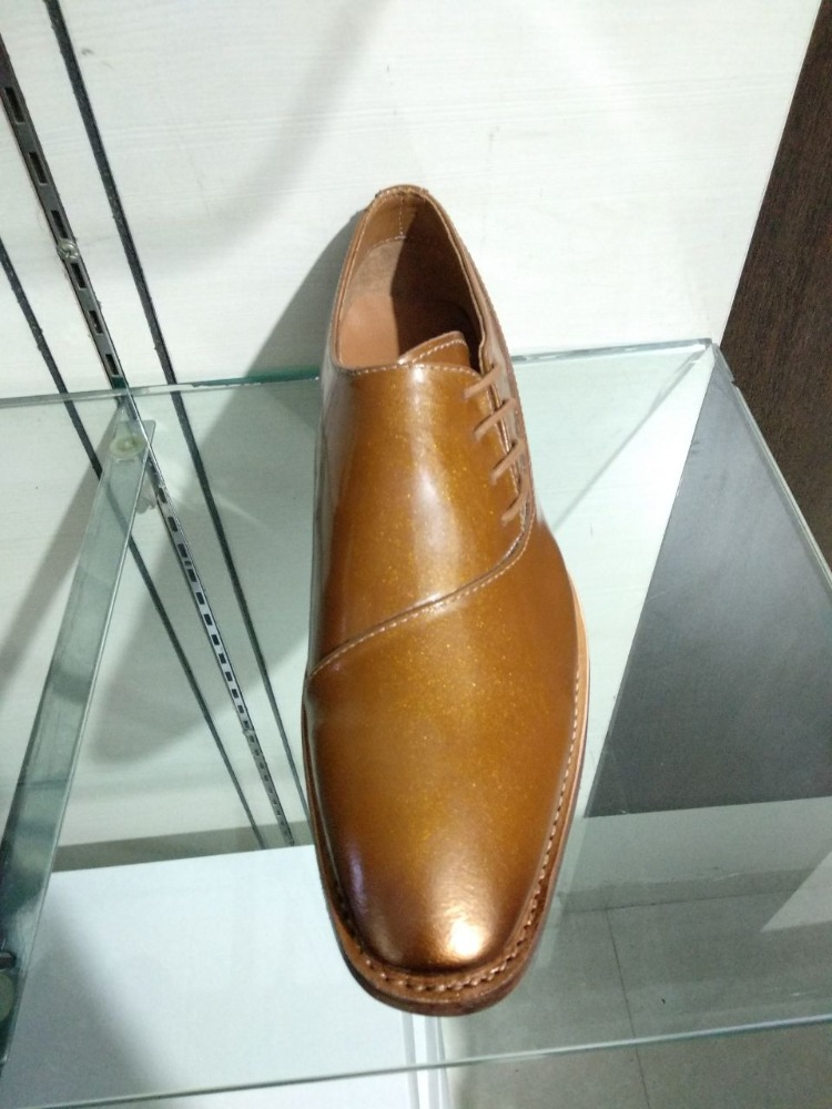 GOODYEAR LEATHER SHOE FULL 100 HANDMADE WELTED IBqxrXI