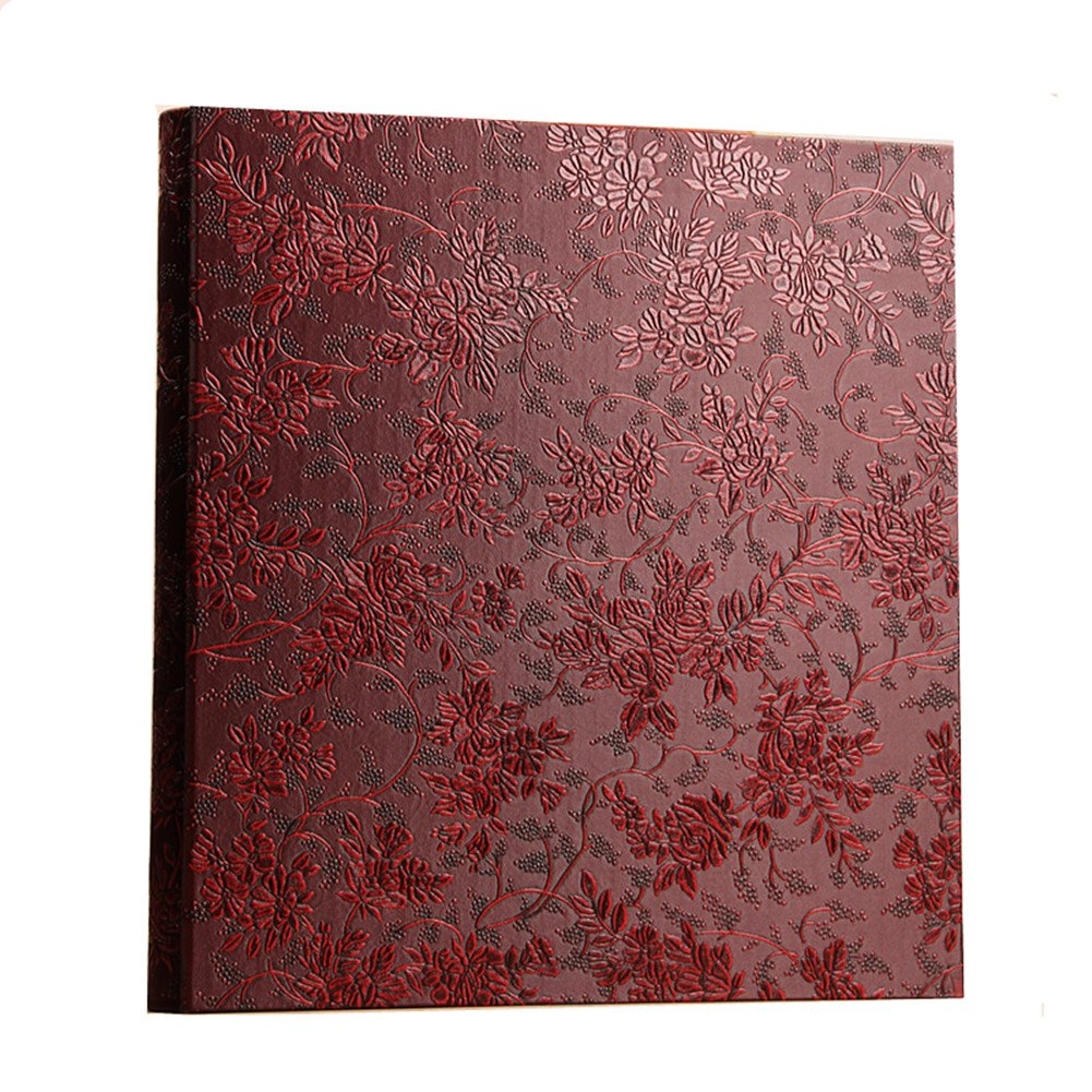 """600 4x6/"""" Prints Front Cover Window Frame Navy Faux Leather Photo Album Max"""